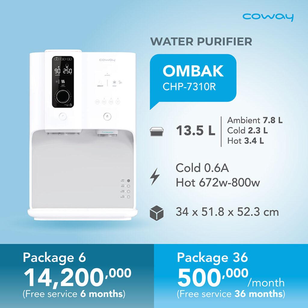 water purifier ombak