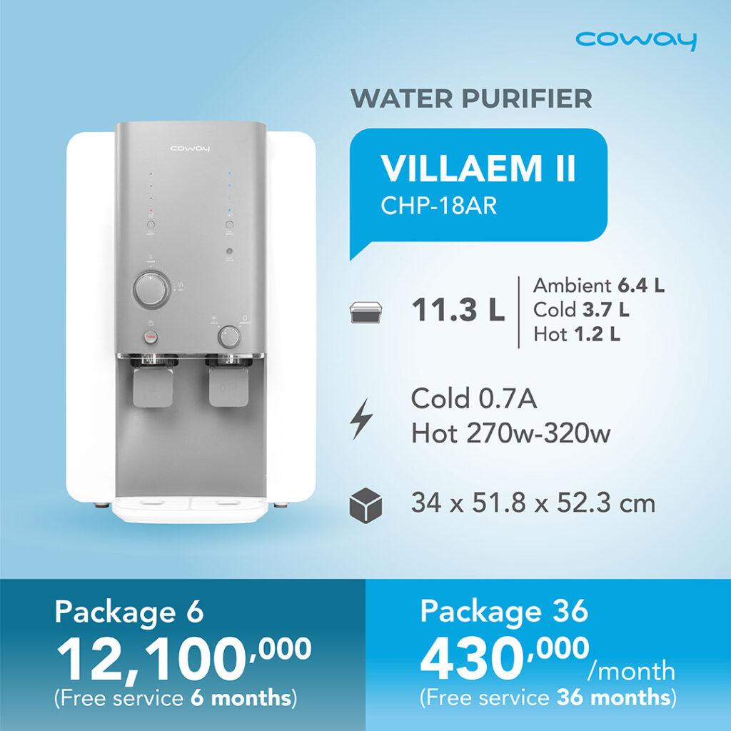 water purifier Villaem II