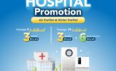 coway hospital promo