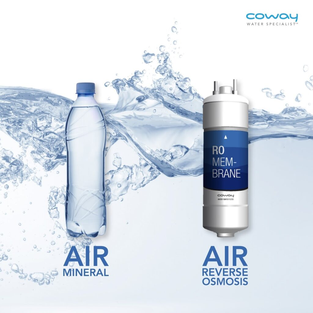 air reverse osmosis