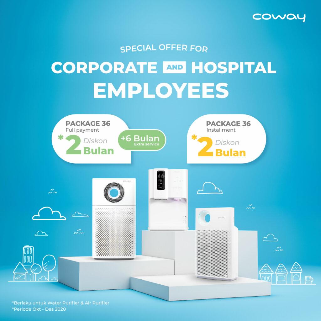 hospital employee