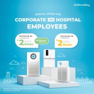 promo karyawan rumah sakit