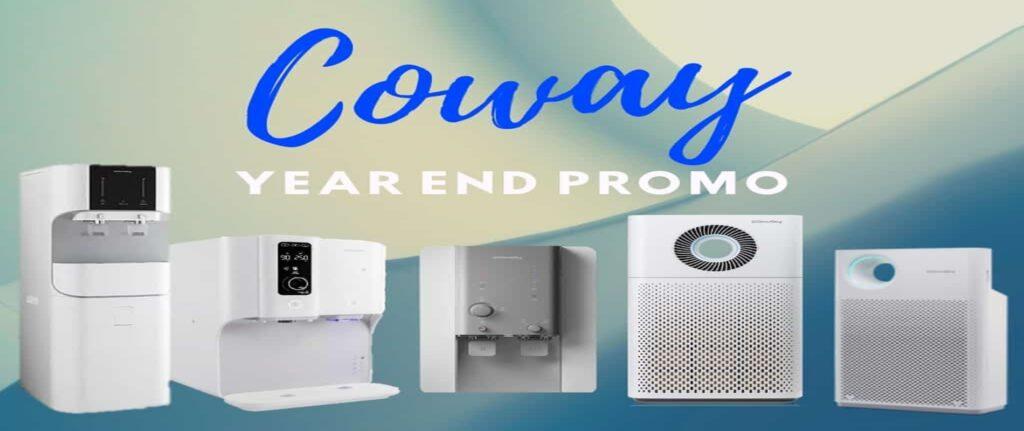 Display produk Coway